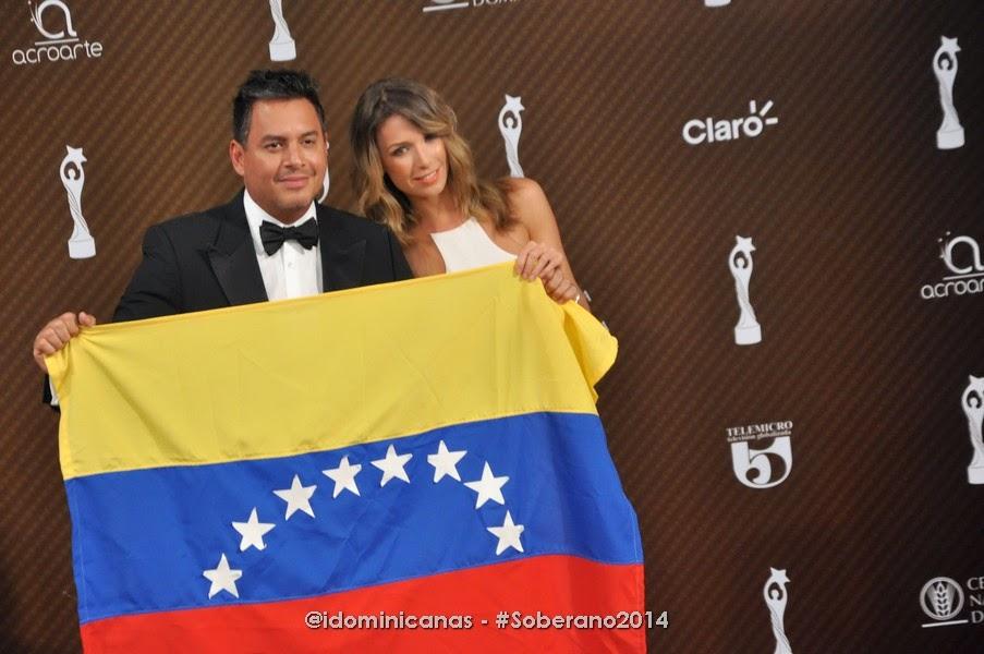 Àlfombra Roja Premios Soberano 2014 78