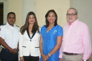 001-Coronel Ignacio Peña, Luisa Feliz, Jakaira Cid y Máximo Iglesias