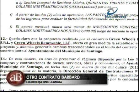 El Lucrativo Negocio De La Basura Y El Fraude Green Wheels