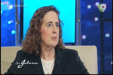 Entrevista Exclusiva A La Señora Rosa Elcarte, Representate De UNICEF República Dominicana Quien Nos Habla De Campaña De Prevención
