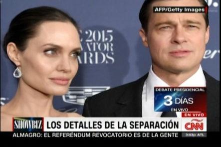 Sorprendentes detalles de la Separación de Angelina Jolie y Brad Pitt