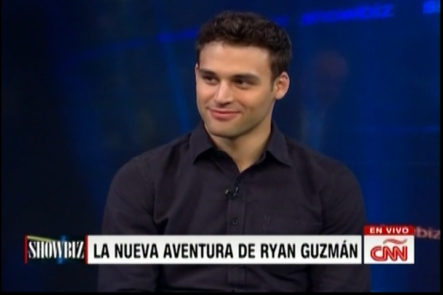Entrevista al Actor Ryan Guzmán que habla de la nueva serie  'Notorious'  de la cadena ABC