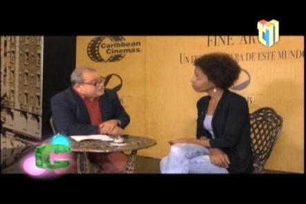 """Entrevista A La Actriz Cubana Yordanka Ariosa Quien Nos Habla De Su Participaci'on En El  """" El Rey De La Habana """"  Y Sus Futuros Proyectos"""