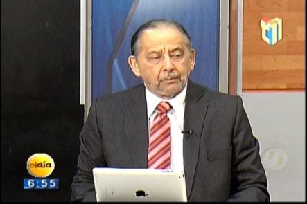"""Huchi Lora dice: solo se habla de los sobornos del El coronel Piccini Núñez en la compra de los ¨ Super Tucanos ¨ …pero nadie dice nada sobre la  """"sobrevaluación"""""""