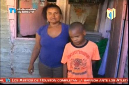 Señora pide ayuda para ella y su hija a las autoridades por insultos, humillaciones que sufren por parte de cuncobino