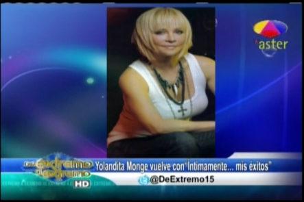 """Farándula Extrema Jary y Alex hablan de la presentación de Yolandita Monge en Hard Rock Café Santo Domingo presentando  """"Íntimamente… mis éxitos"""""""