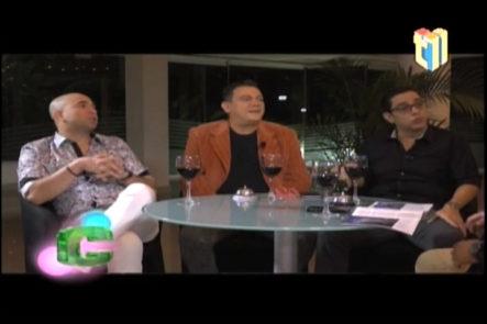 Entrevista A Los 3 Temores, Kenny Grullón, Irving Alberti Y Luis José Germán