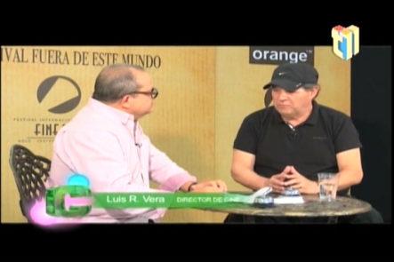 Entrevista Al Director De Cine Chileno Luis R. Vera Hablando De Los Avances Del Cine Latinoamericano