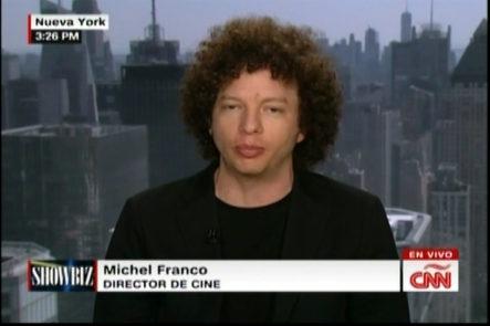 Entrevista al Joven Director Michel Franco que regresa a Cannes gracias a la cinta 'Chronic'