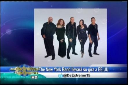 Farándula Extrema Jary Ramírez felicita a  ¨ The New York Band ¨  por su gira 2016 en todos los EEUU