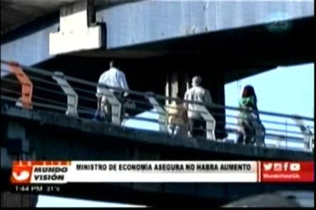 Ministro de Economía, licenciado Isidoro Santana dice:  ¨ No hay aumento salarial para el sector público por ahora ¨
