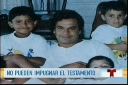 Los nuevos hijos recientemente aparecidos del Divo de Juárez, Juan Gabriel, ¨ No pueden impugnar el testamento ¨