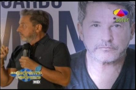 Farándula Extrema Jary Y Alex sorprendidos por declaraciones de Ricardo Montaner el Gobierno de Nicolás Maduro y el éxodo de Venezolanos en la rueda de prensa