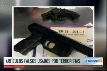 Detienen viajero en el aeropuerto de Richmond, Virginia con supuesta útileria terrorista