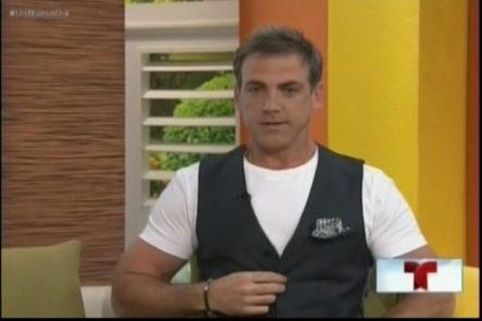 En exclusiva ¨ Carlos Ponce ¨ nos habla de su firma de exclusividad con Telemundo y las nuevas cosas que están en proyecto