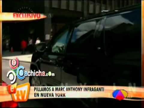 Primeras Imágenes De Marc Anthony Después De Su Separación.#Video