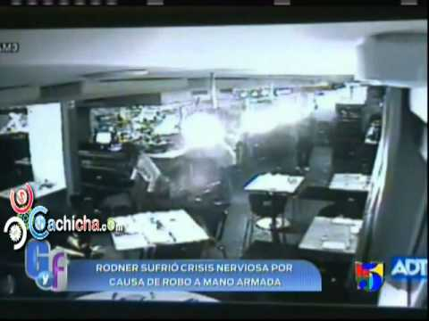 Asaltan Presentador De Univision En Miami#Video