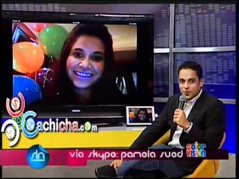 Pamela Sued Anunciando Su Regalo Más Especial.#Video