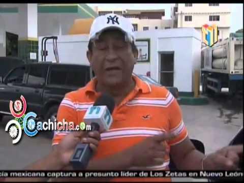 El Gas Natural E Pa' Riba Que Va#Video