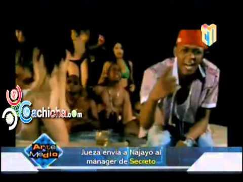 Jueza Envía A Najayo Al Manager De Secreto #Video