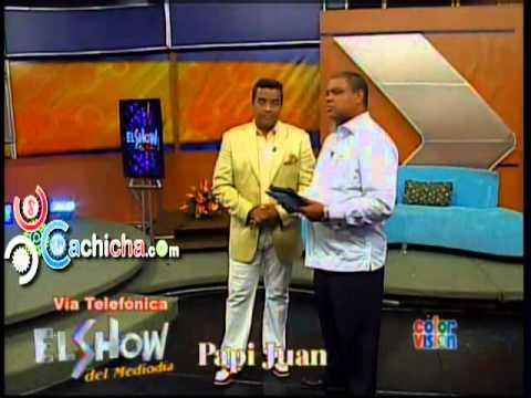 Papi Juan Acaba Con Omega.#Video