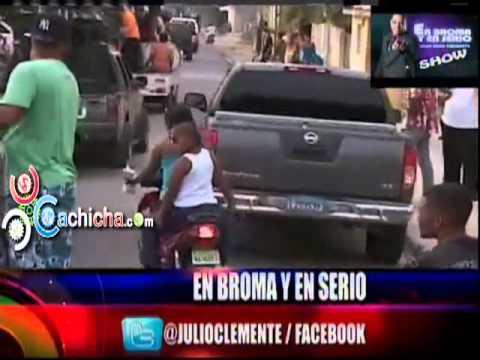 Reportaje Exclusivo de los heroes de RD.Yamilet Peña Abreu y Luguelin santos @JulioClemente.#Video