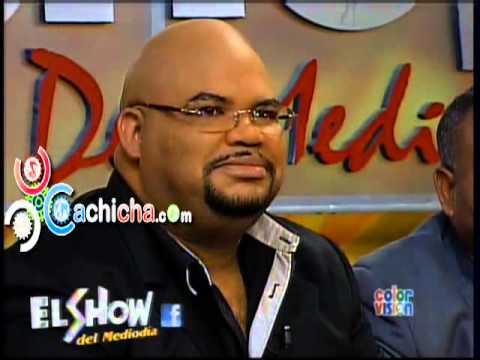 Papi Juan, ex manager de Omega y su  Abogado dan su version y dice que no le tiene miedo,  (@en el Show del Medio día).#Video