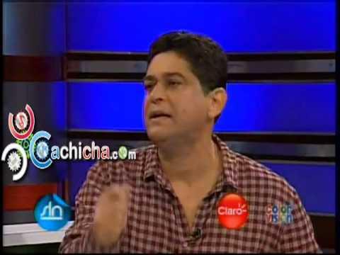 """Interesante Entrevista: Carlos Almánzar """"15 Minutos"""" @Sigue La Noche.#Video"""