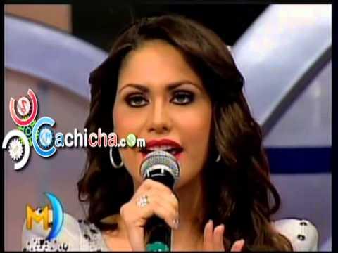 Entrevista Jenny Blanco @jennyblanco29 Debuta Como Cantante En @ Esta Noche Mariasela.#Video