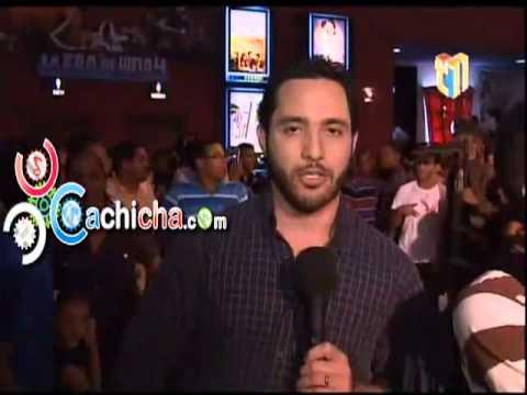 """Premier De La Película""""El Hoyo Del Diablo"""".#Video"""