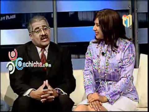 """(Parodia) """"Que Cura Jejeje"""" – Entrevista A Danilo Y Margarita Ahora Con """"bono Salon"""" #Video"""