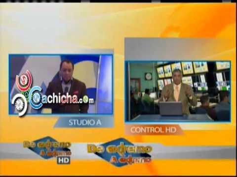Johnny Vásquez Denuncia Que El Alcalde Pedáneo En Moca Violó 4 Hijastras #Video