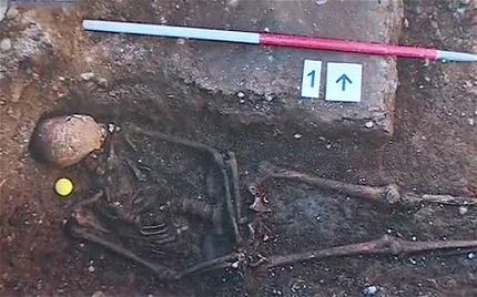 Científicos Británicos Encuentran Los Restos Perdidos Del Rey Ricardo III