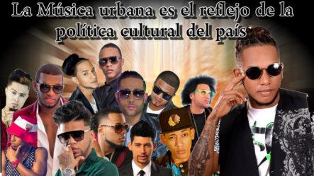"""Ynmaculada Cruz: """"La Música Urbana Es El Reflejo De La Política Cultural Que Tiene El País"""" En Mujeres Al Borde – 1/4"""
