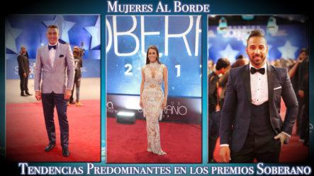 Francisco Sanchis Nos Habla De Las Tendencias Que Predominaron En La Alfombra Roja De Los Premios Soberano
