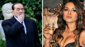 """La bailarina exótica """"Ruby"""" testificará en un juicio contra Berlusconi"""