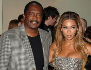 Matthew Knowles, padre de la cantante Beyoncé
