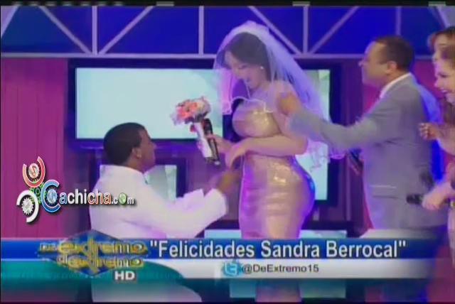 El Cuchicheo: Sandra Berrocal le pega los cuernos a Crazy Desing el Teke Teke