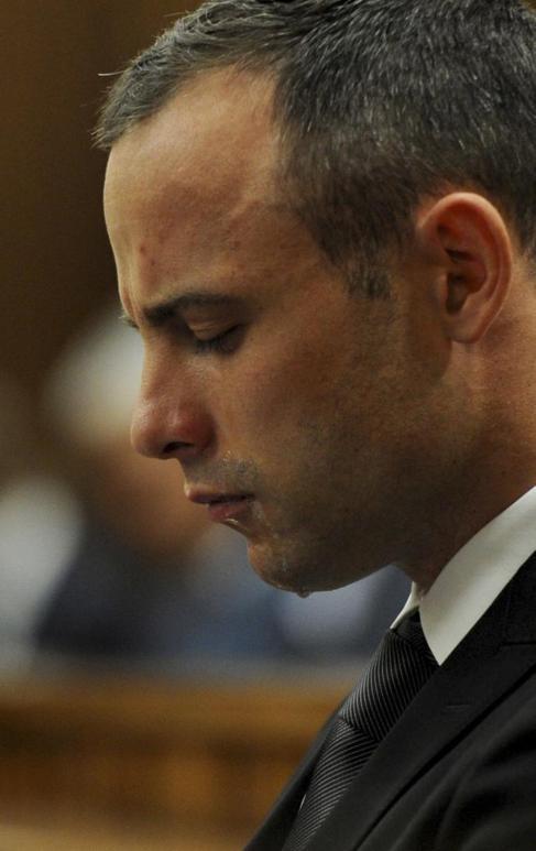 Pistorius podría cumplir condena en un psiquiátrico