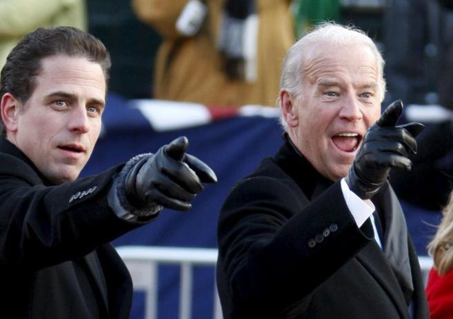 El hijo de Biden, director en la mayor empresa privada de gas de Ucrania