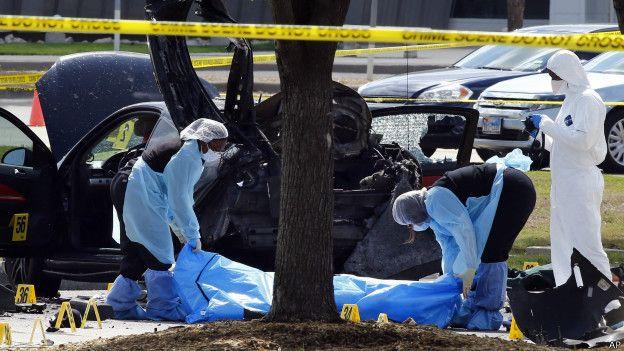Estado Islámico se atribuye responsabilidad de ataque en Texas, EE.UU.