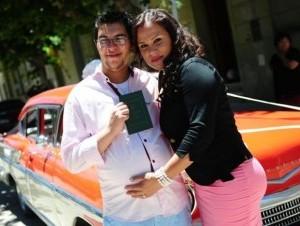 Da a luz primer hombre embarazado en Argentina
