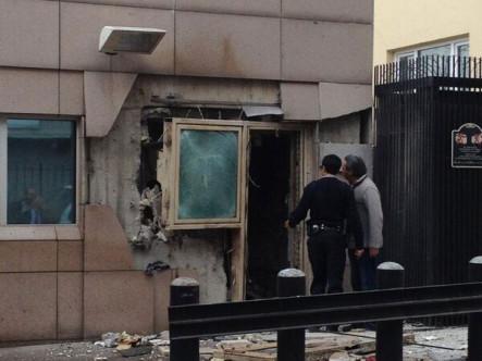 Atentado en embajada de EE.UU. en Turquía: al menos dos muertos