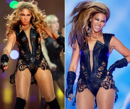 Fotos Que Beyoncé No Quiere Que Vean Del Super Bowl