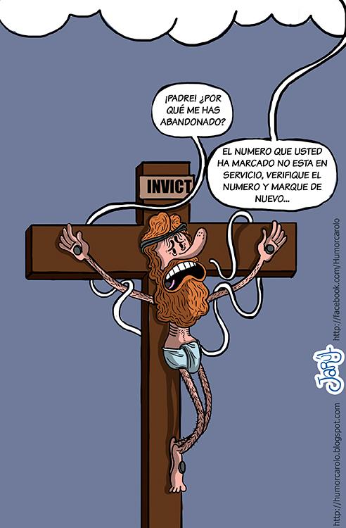 Jesús numero equivocado