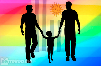 Alemania: Permiten la adopción de niños a parejas homosexuales