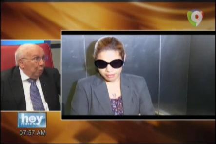 Vincho Castillo Habla Del Escándalo De Los Jueces Corruptos #Video