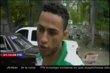 """Hombre Le Quita La Vida A Su Mujer Dandole Más De 25 Puñaladas: El Dice Que Se """"Defendió"""" #Video"""