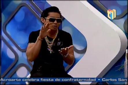 El Mister Chino Revela donde se había metido #Video