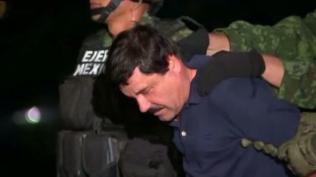 """¡DE ÚLTIMO MINUTO! Extraditan Hacía Estados Unidos A """"El Chapo"""" Guzmán Requerido Por Dos Cortes Por Delitos De Narcotráfico Y Homicidio"""